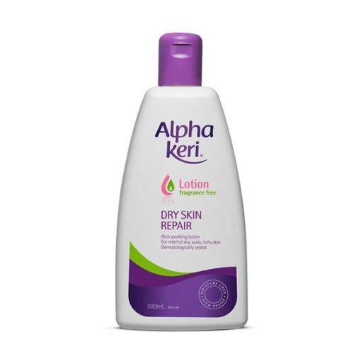Alpha Keri Fragrance Free Lotion        500ml