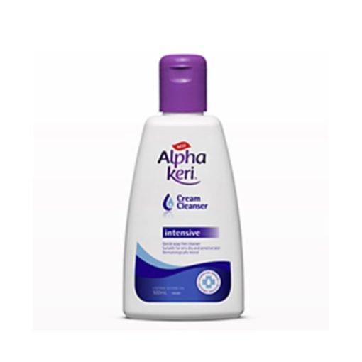 Alpha Keri Intensive Cream Cleanser        300ml