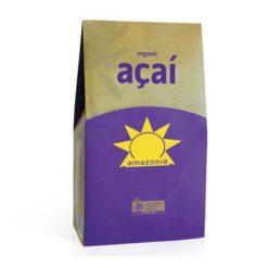 Amazonia RAW Organic Acai Powder        50g