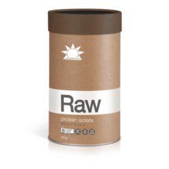 Amazonia RAW Organic Pea/Rice Protein Isolate        500g
