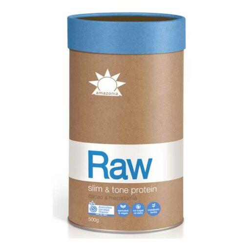 Amazonia RAW Slim & Tone Protein        500g