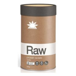 Amazonia RAW Organic Pea/Rice Protein Isolate        500g