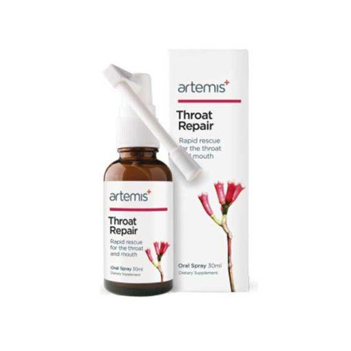 Artemis Throat Repair Spray        30ml
