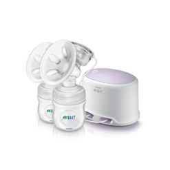 Philips Avent Natural Comfort Double Electric Breast Pump