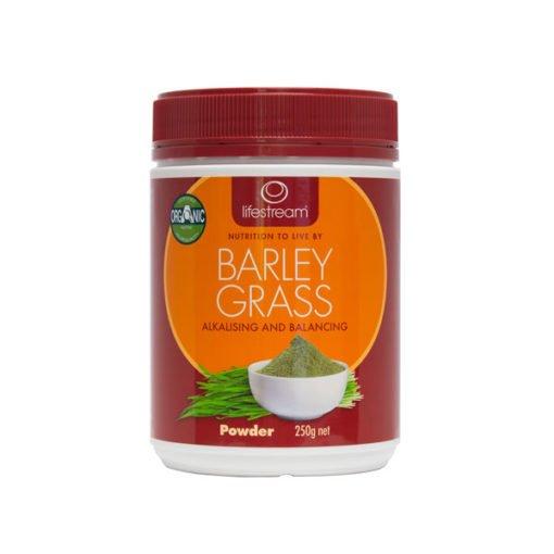 Lifestream Barley Grass Powder        250g
