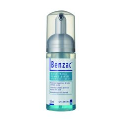 Benzac Daily Foam Cleanser 130mL        130mL