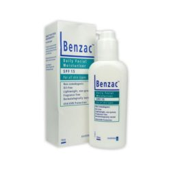 Benzac Daily Facial Moisturiser SPF 15        118mL