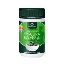 Lifestream Bioactive Spirulina Balance 500mg        200 Capsules