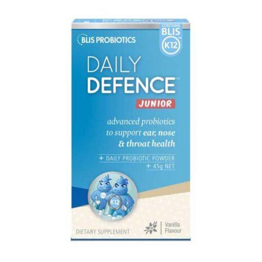 Blis K12 Daily Defence Junior        30 Lozenges