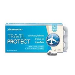 Blis K12 Travel Protect Vanilla 24 Lozenges