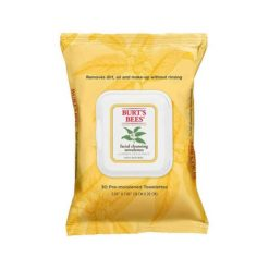 Burt's Bees White Tea Facial Cleansing Wipes        170g