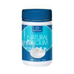 Lifestream Natural Calcium Capsules - Organic        120 Capsules