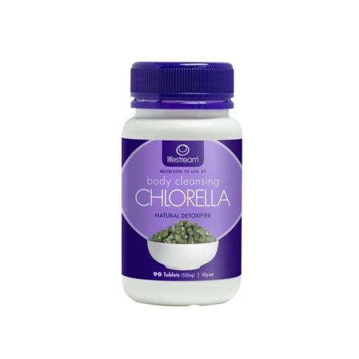 Lifestream Chlorella 500mg        90 Tablets