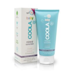 Coola Mineral Baby SPF50 Unscented Sunscreen        90ml
