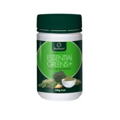 Lifestream Essential Greens+        150g