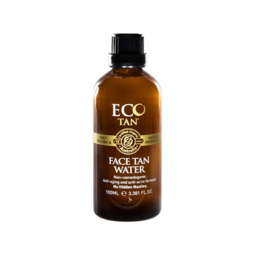 Eco Tan Face Tan Water 100ml        100ml