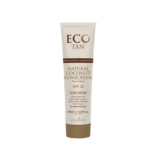 Eco Tan Natural Sunscreen Tinted 150ml        150ml