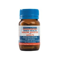 Ethical Nutrients Inner Health Immune Booster For Adults        30 Capsules