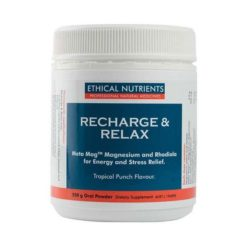 Ethical Nutrients Recharge & Relax        250g