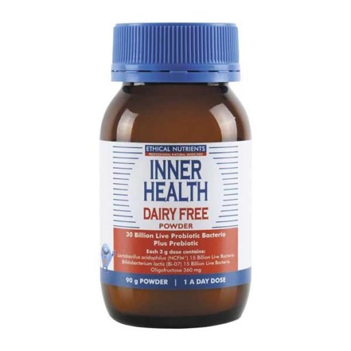 Ethical Nutrients Inner Health Dairy Free Powder        90g