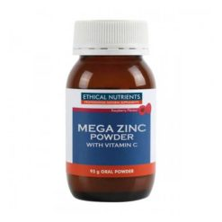 Ethical Nutrients Mega Zinc Powder        95g