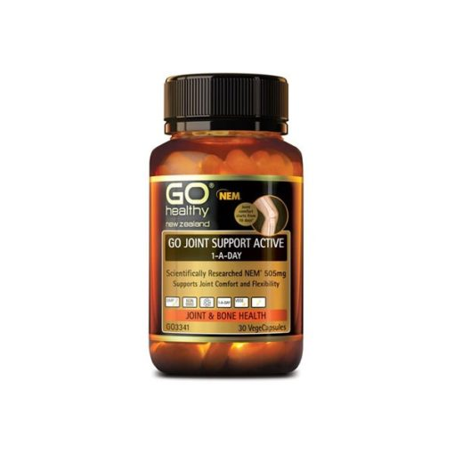 Go Joint Support Active 1-A-Day        60 Vege Capsules