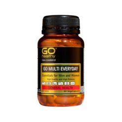 Go Multi Everyday - For Men & Women        60 VegeCapsules