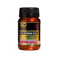 Go Woman Plus - Libido Support For Women        30 VegeCapsules