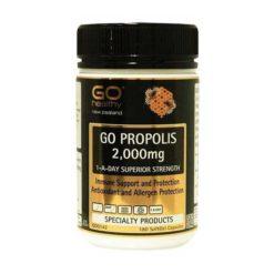 Go Propolis 2000mg        180 Capsules