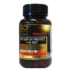 Go Sun UV Protect        60 Capsules