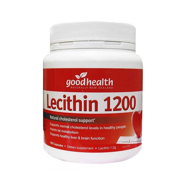 Cholesterol and lecithin