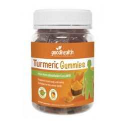Good Health Turmeric Gummies        60 Tabletses