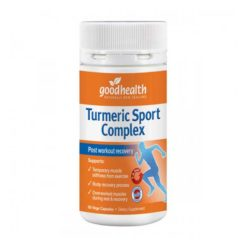 Good Health Turmeric Sports Complex        60 Capsules