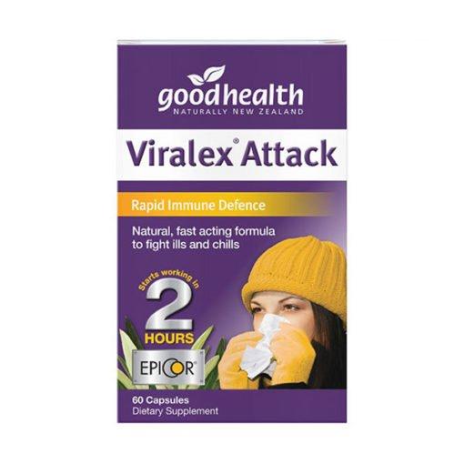 Good Health Viralex Attack        60 caps