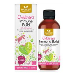 Malcolm Harker Herbals Immune Build        150ml