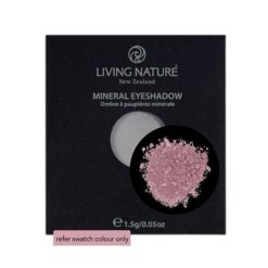 Living Nature Mineral Eyeshadow Blossom (Shimmer - pink) 1.5g