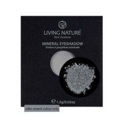 Living Nature Mineral Eyeshadow Pebble (Matte - dark grey) 1.5g