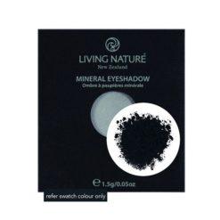 Living Nature Mineral Eyeshadow Slate (Matte - soft black)  1.5g