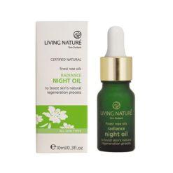 Living Nature Radiance Night Oil    10ml