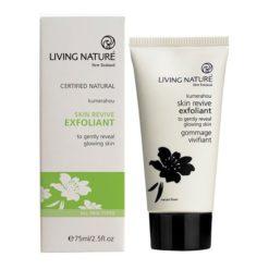 Living Nature Skin Revive Exfoliant    75ml