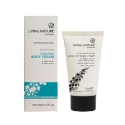 Living Nature Ultra Rich Body Cream        150ml