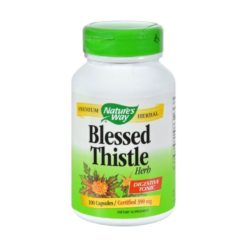 Nature's Way Blessed Thistle        100 VegeCapsules