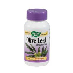Nature's Way Olive Leaf        60 VegeCapsules