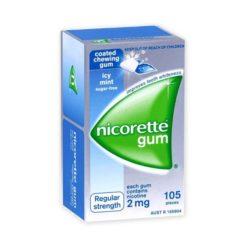 Nicorette Gum - 4mg