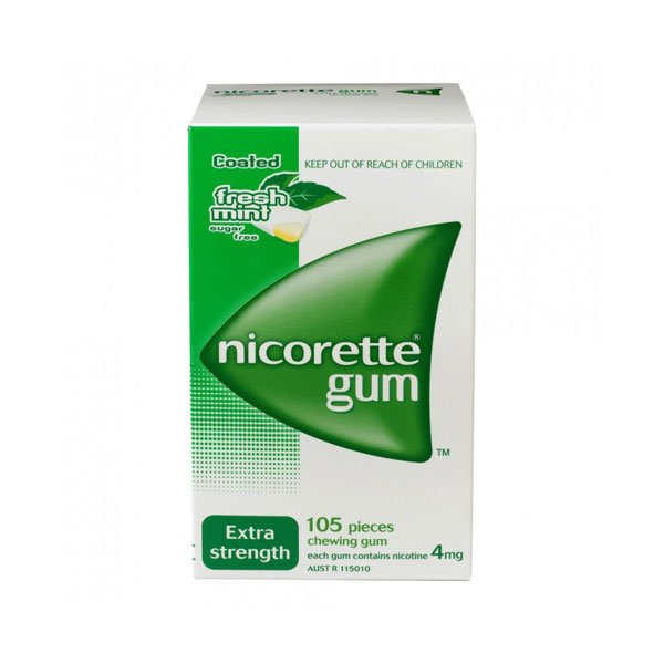 using nicotine gum for weight loss