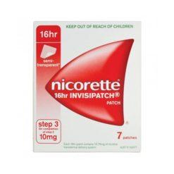 Nicorette Patch 10mg - Step 3        7 Patch