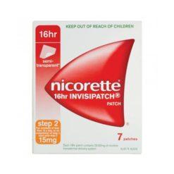 Nicorette Patch 15mg - Step 2        7 Patch