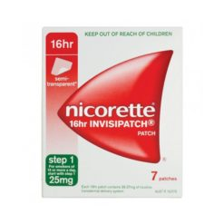 Nicorette Patch 25mg - Step 1        7 Patch