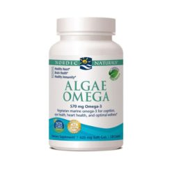 Nordic Algae Omega        60 Soft Gels