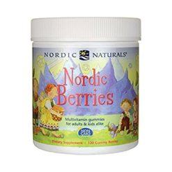 Nordic Berries Multivitamin        120 Chewable